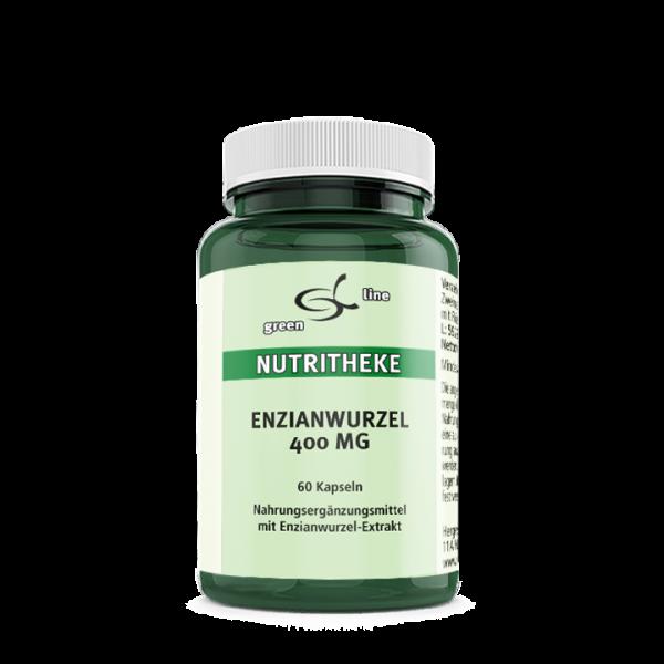 Enzian Wurzel 400 mg