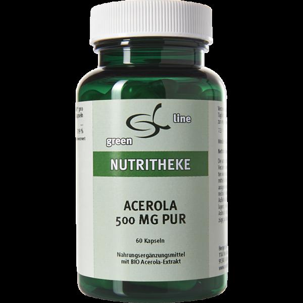 Acerola 500 mg Pur