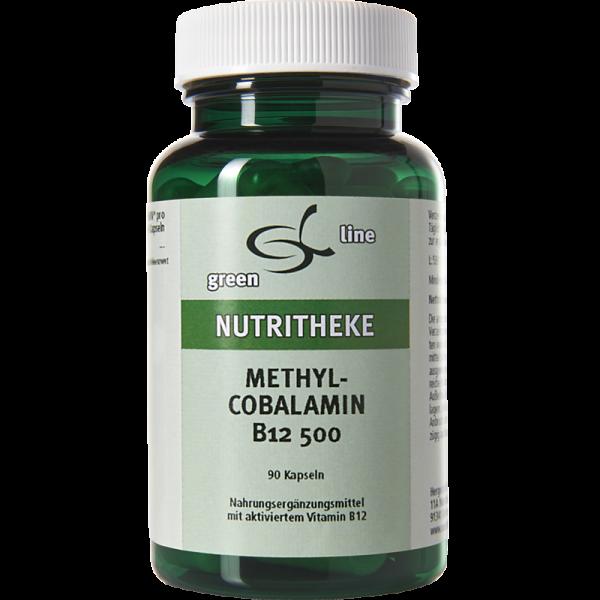 Methylcobalamin B12 500