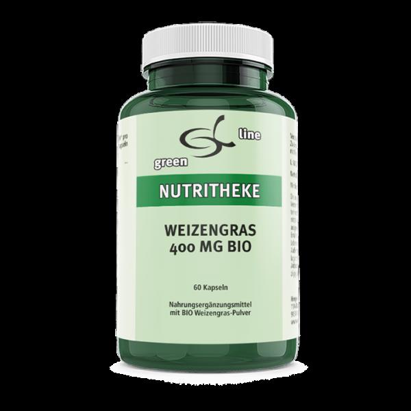 Weizengras 400 mg BIO