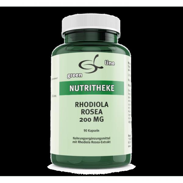 Rhodiola Rosea 200 mg