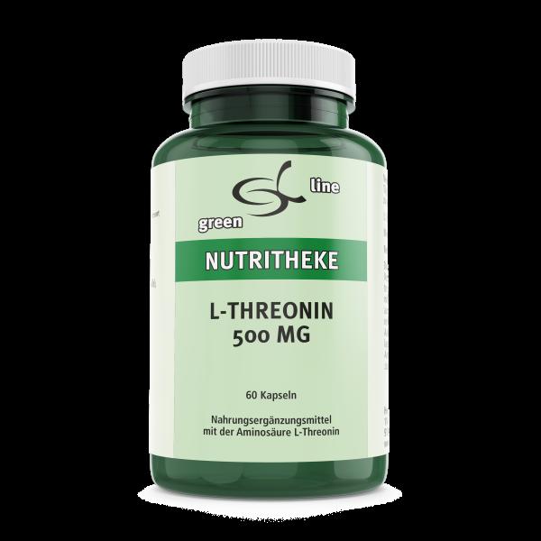 L-Threonin 500 mg