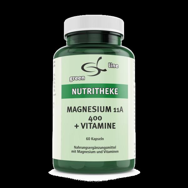 Magnesium 11A 400 + Vitamine
