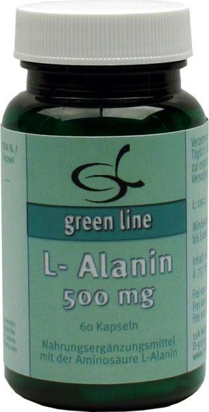 L-Alanin 500 mg