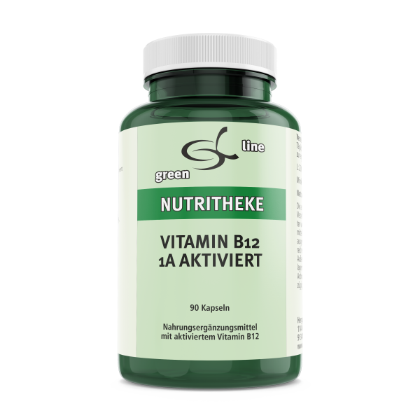 Vitamin B 12 1A aktiviert