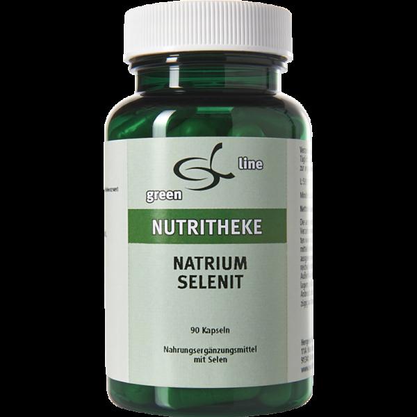 Natrium Selenit