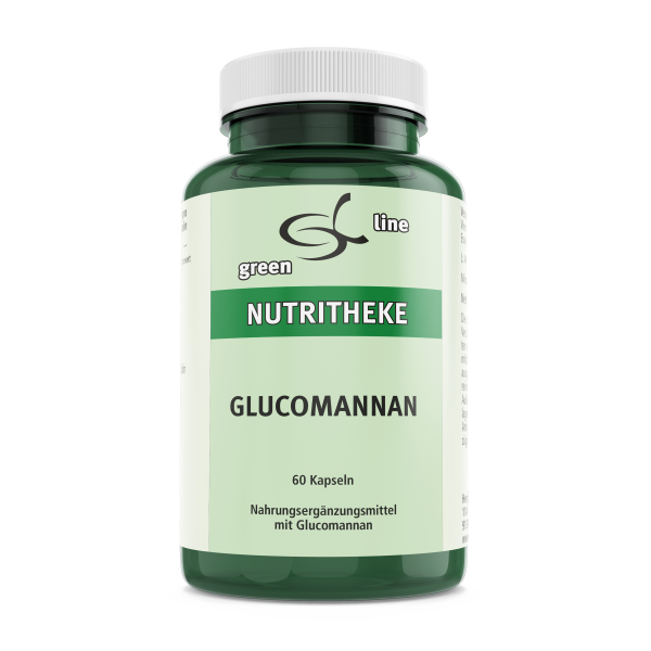 Glucomannan