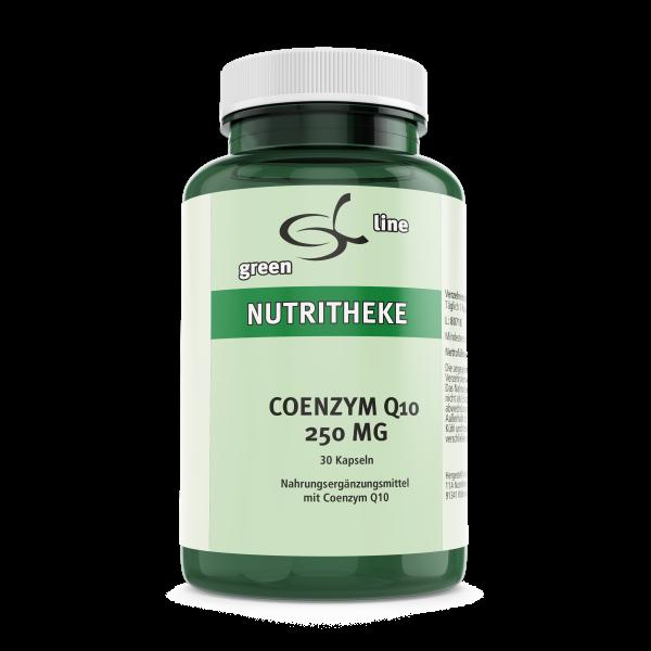 Coenzym Q10 250 mg