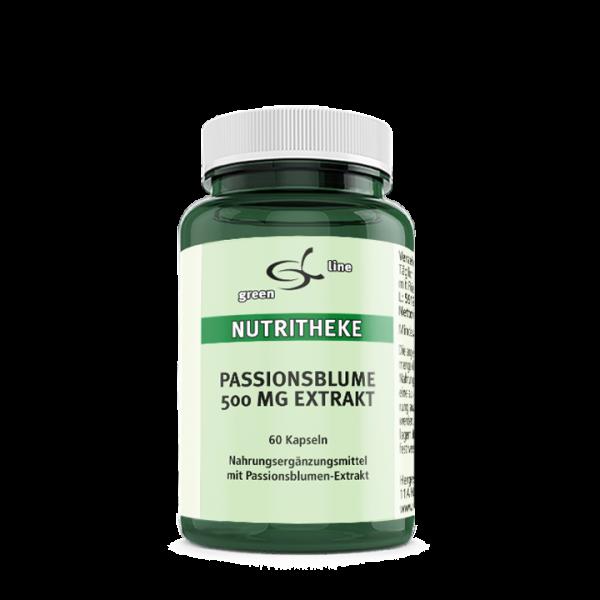 Passionsblume 500 mg Extrakt