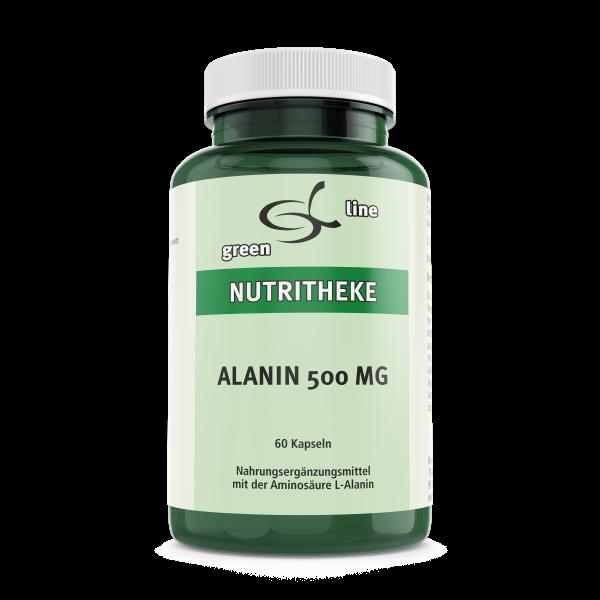 Alanin 500 mg